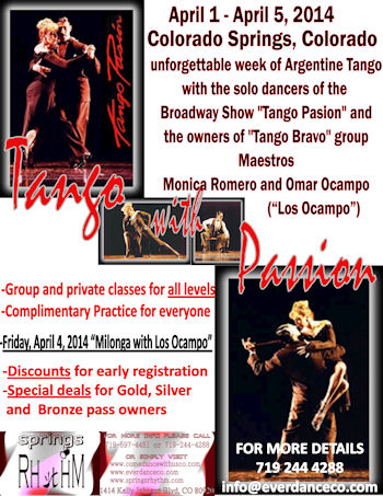 Tango With Passion Week